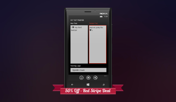 mytexttwister-pro-red-stripe-deal